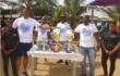 """Sport/ Jacqueville: La 3è édition du tournoi """" Espace Temps Dance Beach maracana"""" se termine en beauté"""