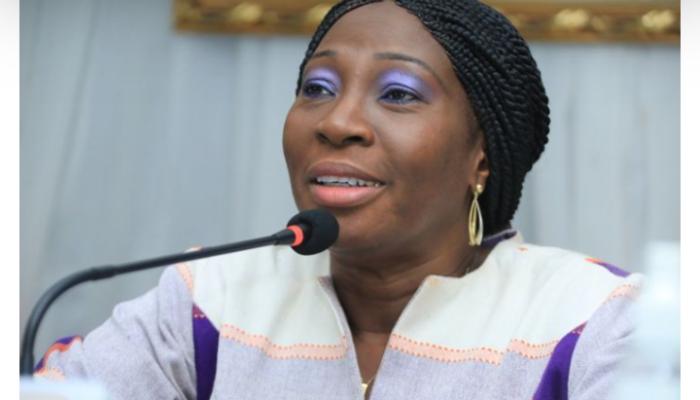 Côte d'Ivoire : Portrait de la ministre d'Etat Kandia Camara et sa nouvelle mission