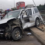 Grave Accident Sur Le Pont De Gaulle : Collision Entre Un Bus SOTRA Et Un Véhicule 4×4