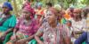 Le Centre agroécologique Marie-Esther une soixantaine de Femmes à la fabrication de fumure organique