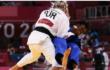 Tokyo 2021: les larmes de l'Ivoirienne Zouleiha Dabonne en judo