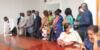 Lutte contre la COVID-19 : le personnel de la DGE se fait vacciner