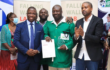"""""""Une solution de bio carburant de manioc"""" remporte le premier prix du concours Falling Walls Lab 2021"""